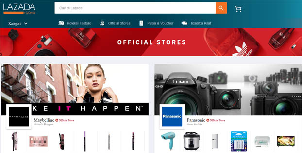 Lazada - Official Stores