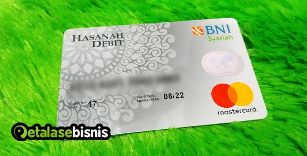 Kartu Debit BNI